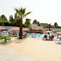 Отель Orfeus Queen Сиде бассейн фото 3