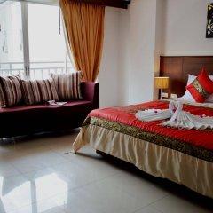 Отель Sharaya Residence Patong комната для гостей