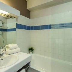 Отель Appart'City Lyon - Part-Dieu Garibaldi ванная