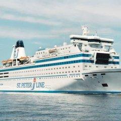 Отель Princess Maria Cruise Ship Сочи приотельная территория