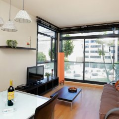 Отель Ciutadella Park Apartments Испания, Барселона - отзывы, цены и фото номеров - забронировать отель Ciutadella Park Apartments онлайн комната для гостей фото 3
