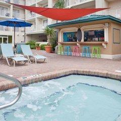 Отель Hilton Garden Inn Orange Beach с домашними животными