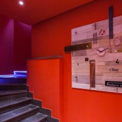 Business Hotel Tunis in Tunis, Tunisia from 78$, photos, reviews - zenhotels.com fitness facility