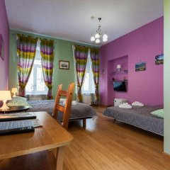 Апартаменты Italian Rooms and Apartments Pio on Mokhovaya 39 Стандартный номер с двуспальной кроватью фото 16