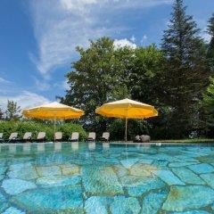 Romantik Hotel Stryckhaus бассейн