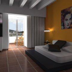 Отель THB Ocean Beach комната для гостей