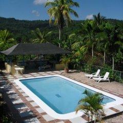 Отель Tamarind Great House Каслтон бассейн фото 3
