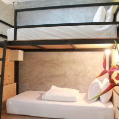 Отель Eat n Sleep Таиланд, Пхукет - отзывы, цены и фото номеров - забронировать отель Eat n Sleep онлайн комната для гостей фото 2
