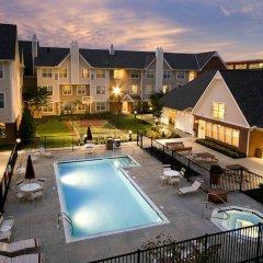 Отель Residence Inn Columbus Easton США, Колумбус - отзывы, цены и фото номеров - забронировать отель Residence Inn Columbus Easton онлайн вид на фасад