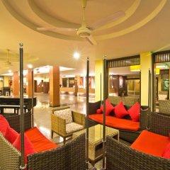 Golden Sea Pattaya Hotel гостиничный бар