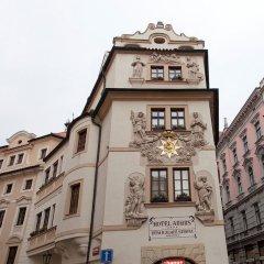 Отель Aurus Чехия, Прага - 6 отзывов об отеле, цены и фото номеров - забронировать отель Aurus онлайн вид на фасад фото 2