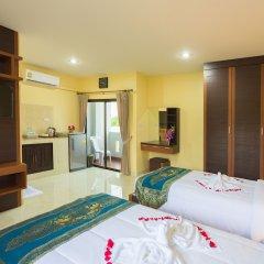 Отель T.Y.Airport Inn Таиланд, Такуа-Тунг - отзывы, цены и фото номеров - забронировать отель T.Y.Airport Inn онлайн удобства в номере фото 2
