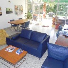 Hostel Hospedarte Chapultepec Гвадалахара интерьер отеля