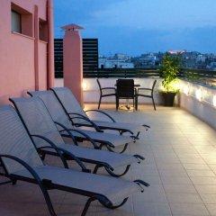 Отель Museum Hotel Греция, Афины - отзывы, цены и фото номеров - забронировать отель Museum Hotel онлайн балкон