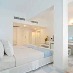 Отель Ambassador City Jomtien (MARINA TOWER WING) На Чом Тхиан комната для гостей фото 5