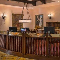 Отель Sheraton Grand Los Cabos Hacienda Del Mar интерьер отеля