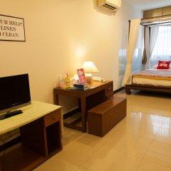 Отель Zen Rooms Best Pratunam Бангкок удобства в номере