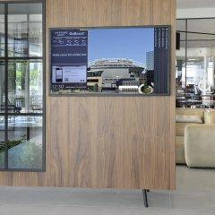 Отель Courtyard by Marriott Amsterdam Arena Atlas Нидерланды, Амстердам - 1 отзыв об отеле, цены и фото номеров - забронировать отель Courtyard by Marriott Amsterdam Arena Atlas онлайн фитнесс-зал
