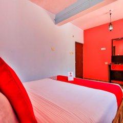 Отель OYO 14036 Calangute Гоа комната для гостей