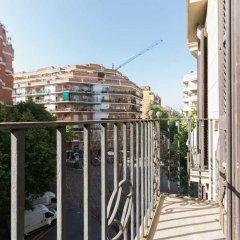 Отель Design Guestroom Barcelona Arc de Triomf Барселона балкон