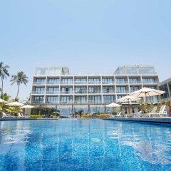 Отель Club Waskaduwa Beach Resort & Spa бассейн фото 2
