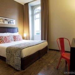 Отель Internacional Design Hotel - Small Luxury Hotels of the World Португалия, Лиссабон - 1 отзыв об отеле, цены и фото номеров - забронировать отель Internacional Design Hotel - Small Luxury Hotels of the World онлайн комната для гостей фото 4