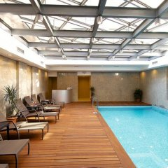 Izmir Ontur Hotel бассейн