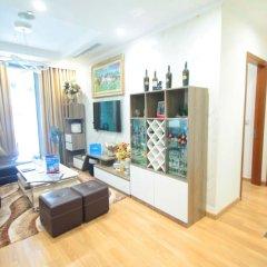 Апартаменты Bayhomes Times City Serviced Apartment развлечения