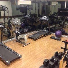 Отель Ferman фитнесс-зал фото 3