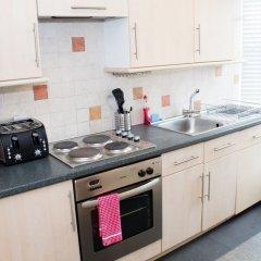 Отель Castle View Apartments Великобритания, Эдинбург - отзывы, цены и фото номеров - забронировать отель Castle View Apartments онлайн в номере