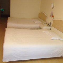 Отель Hejia Inn Beijing Anwai комната для гостей