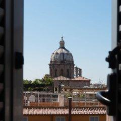 Exe Hotel Della Torre Argentina Рим балкон