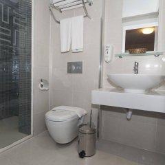 Sultan Hotel Турция, Мерсин - отзывы, цены и фото номеров - забронировать отель Sultan Hotel онлайн ванная фото 2
