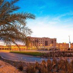 Отель Ayla Bawadi Hotel & Mall ОАЭ, Эль-Айн - отзывы, цены и фото номеров - забронировать отель Ayla Bawadi Hotel & Mall онлайн приотельная территория