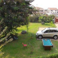 Апартаменты Calabash Green Executive Apartments Тема парковка