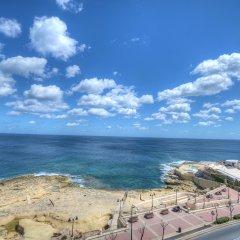Europa Hotel пляж