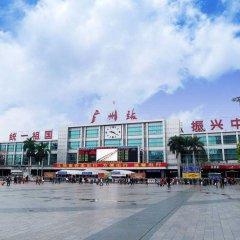 Отель Guangdong Baiyun City Hotel Китай, Гуанчжоу - 12 отзывов об отеле, цены и фото номеров - забронировать отель Guangdong Baiyun City Hotel онлайн фото 6