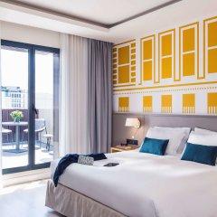 Mercure Madrid Plaza De Espana Hotel комната для гостей фото 4