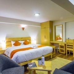 Отель Timila Непал, Лалитпур - отзывы, цены и фото номеров - забронировать отель Timila онлайн комната для гостей фото 5