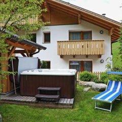 Отель Almhotel Bergerhof Сарентино бассейн фото 2