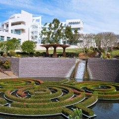Отель Jw Marriott Santa Monica Le Merigot Санта-Моника спортивное сооружение