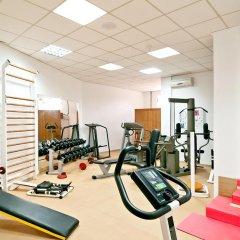 Отель Eix Lagotel фитнесс-зал