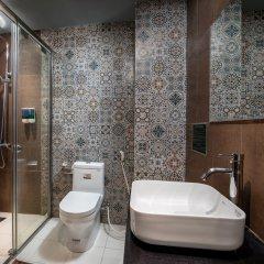 Отель Babylon Garden Inn ванная фото 2