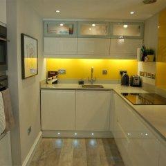 Апартаменты 21a Luxury Apartment Глазго в номере