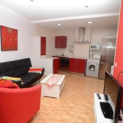 Апартаменты Apartment in Isla Playa, Cantabria 103317 by MO Rentals комната для гостей фото 5