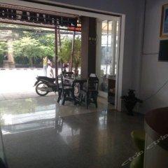 Phuthara Hostel парковка