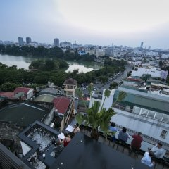 Отель Hanoi La Siesta Central Hotel & Spa Вьетнам, Ханой - отзывы, цены и фото номеров - забронировать отель Hanoi La Siesta Central Hotel & Spa онлайн фото 2