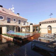 Отель Casa Consistorial Испания, Фуэнхирола - отзывы, цены и фото номеров - забронировать отель Casa Consistorial онлайн бассейн фото 2