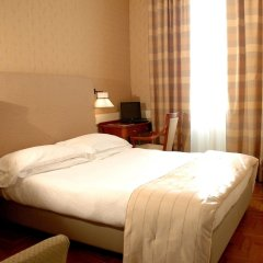 Hotel Clitunno Сполето комната для гостей фото 5