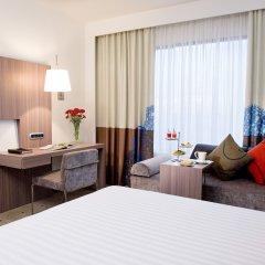 Отель Novotel Bangkok On Siam Square комната для гостей фото 6